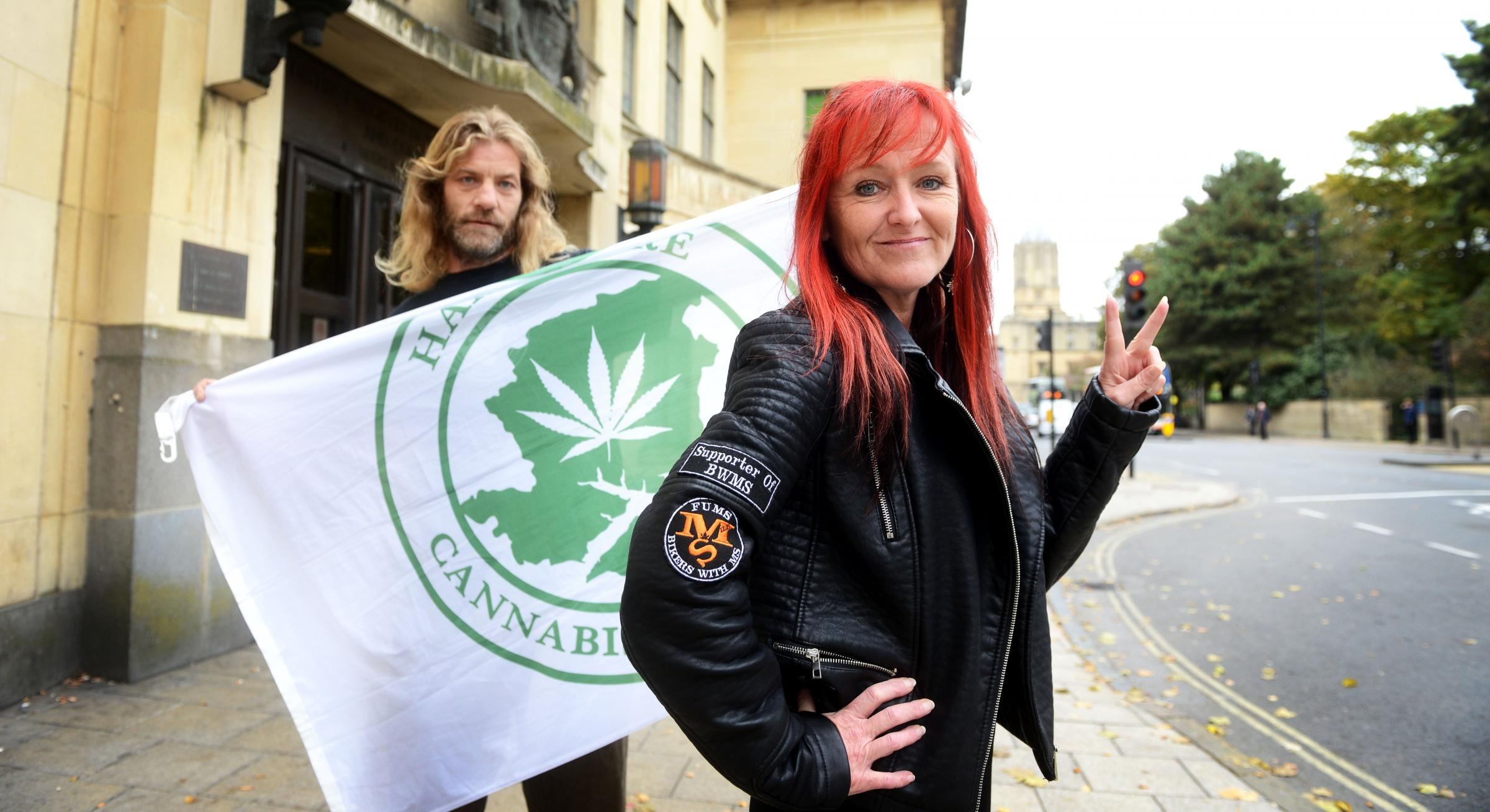 Cannabis campaigner: I'll carry on breaking the law until drug is legalised