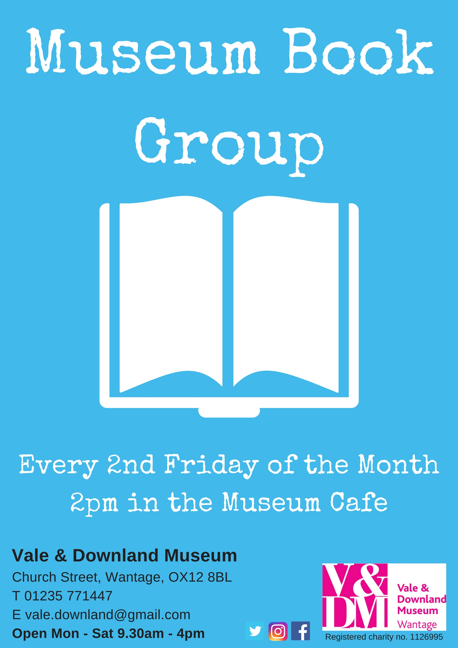 Museum Book Group