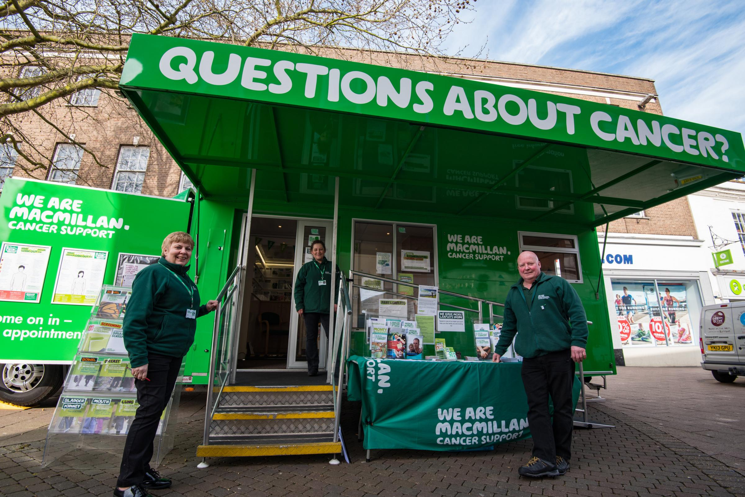Macmillan Cancer Support Information Service in Abingdon