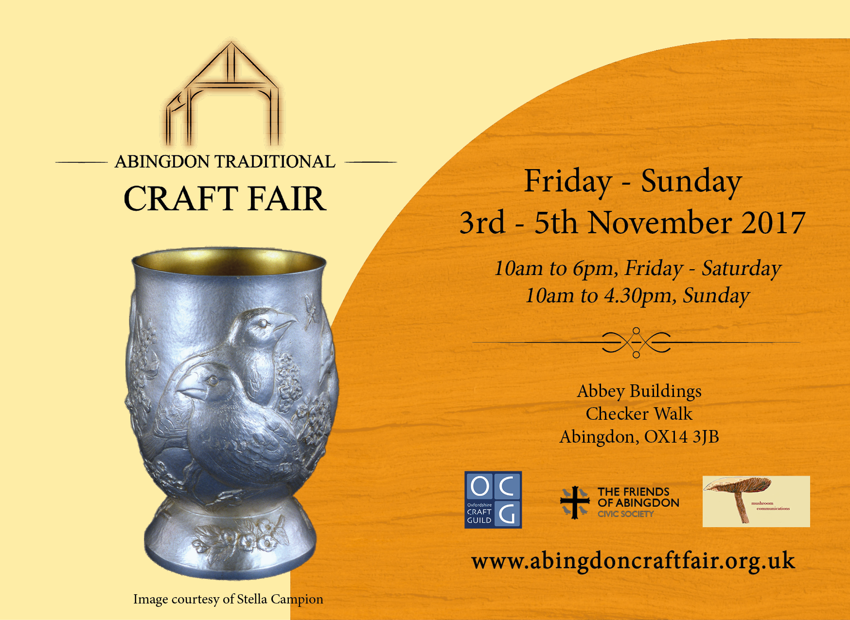 Abingdon Traditional Craft Fair