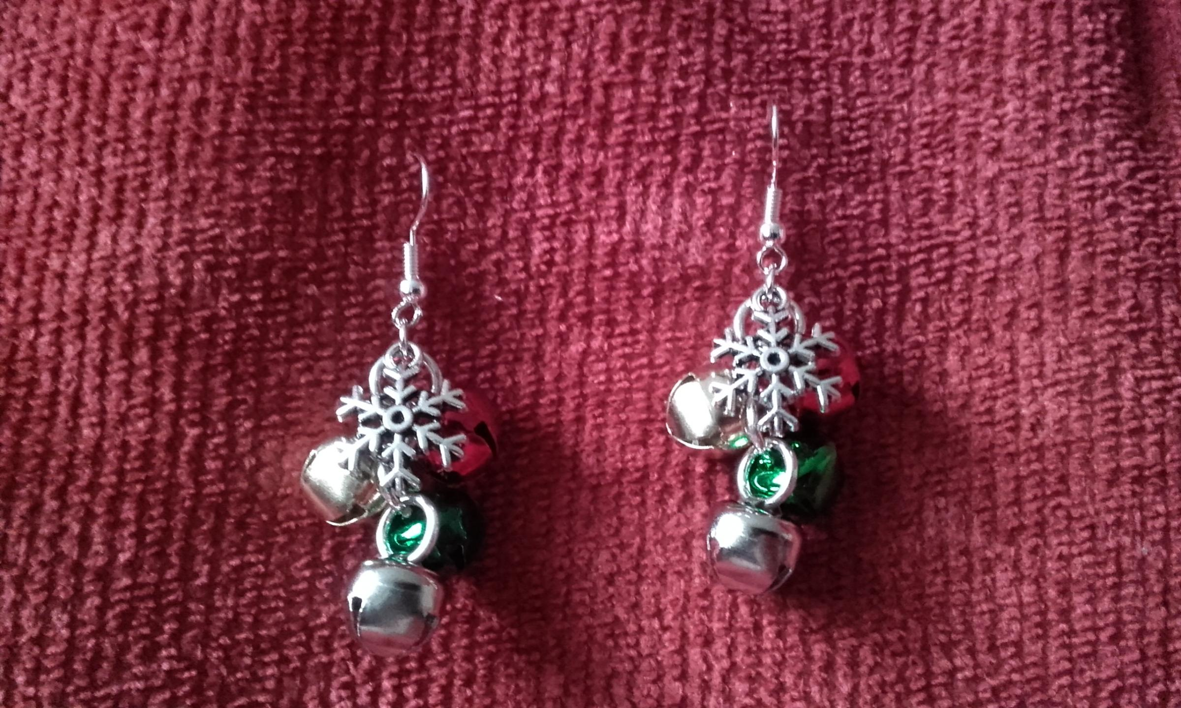 Festive Earrings Workshop