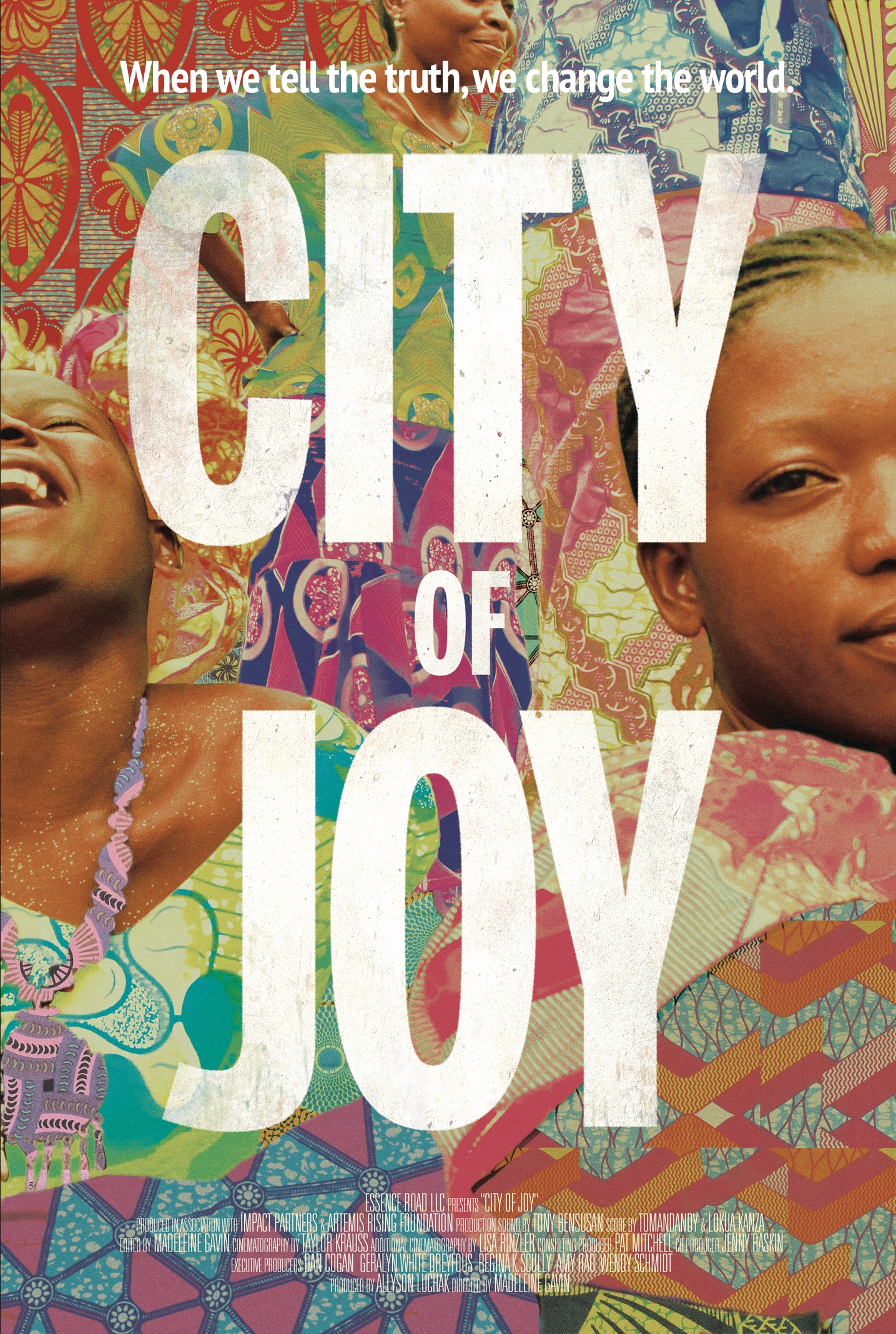 OBUDOC Screening: CITY OF JOY