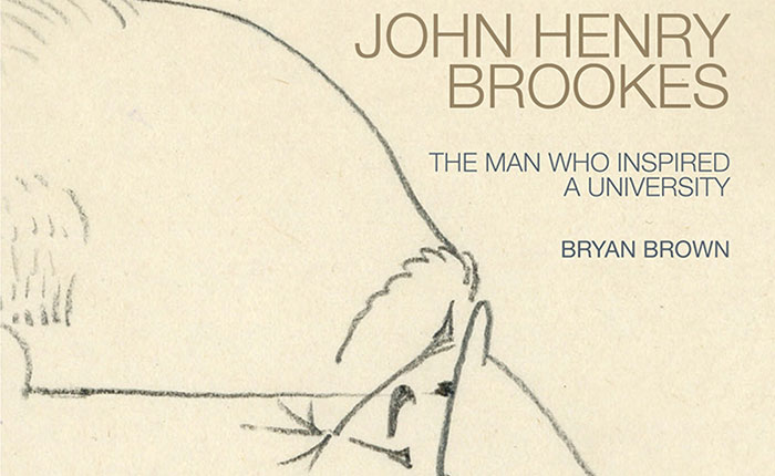 John Henry Brooks: the man who inspired a University by Bryan Brown