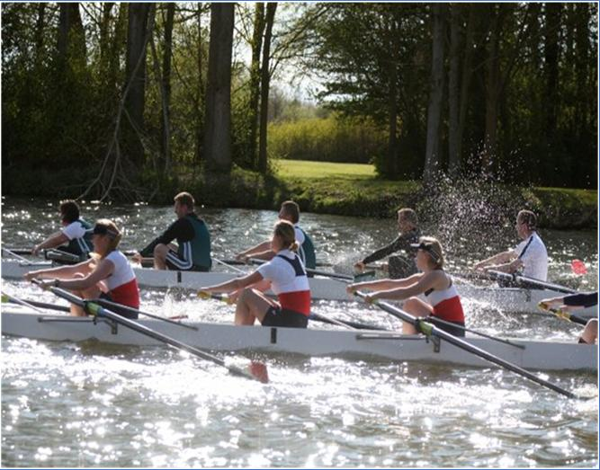 Abingdon Spring Head of the River Rowing Festival