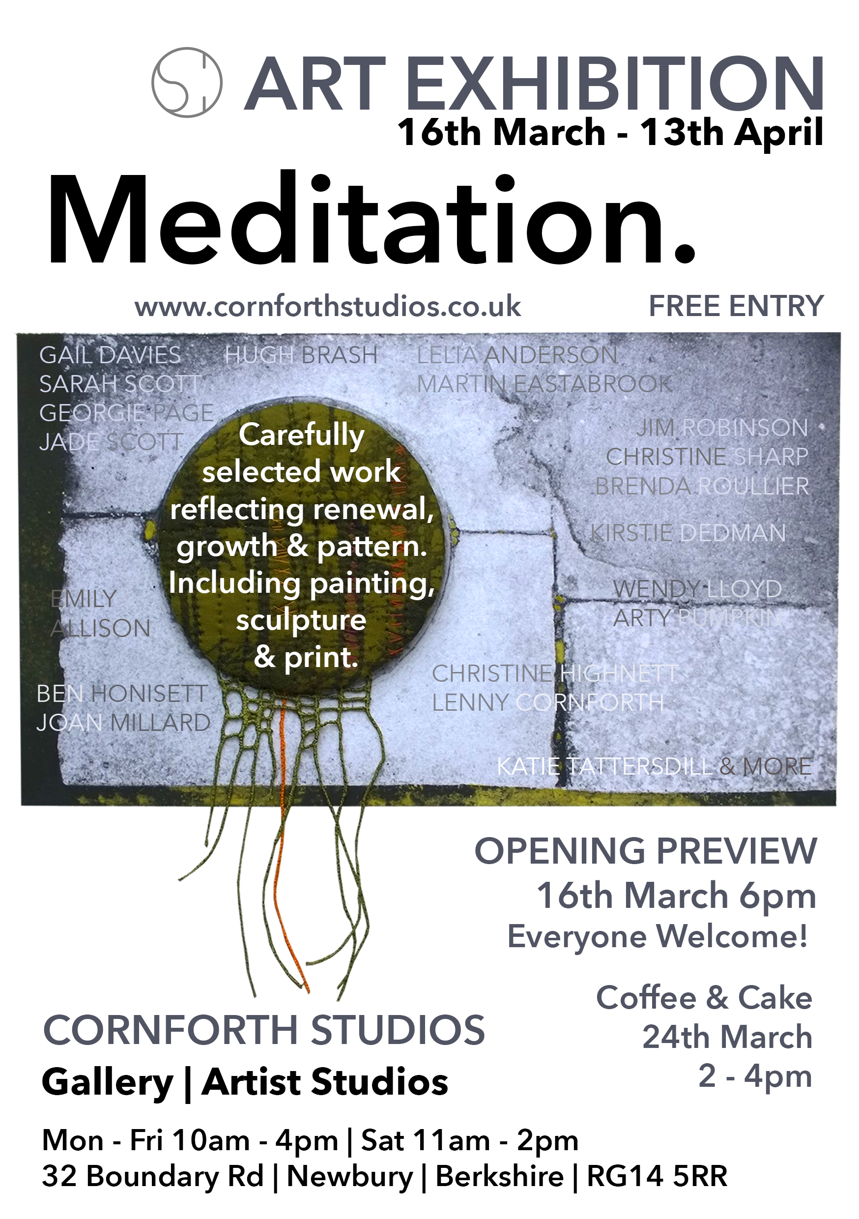 Opening Preview Night - Meditation