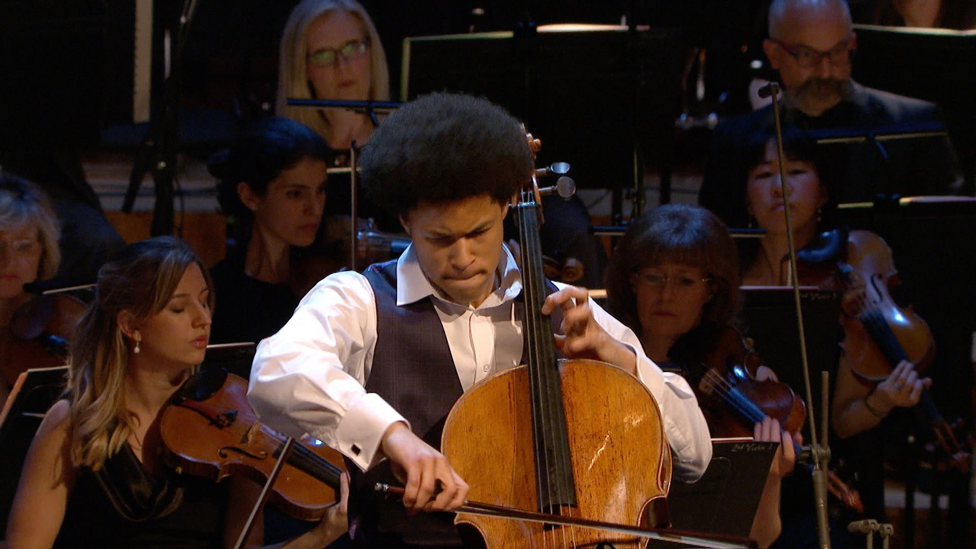 Sheku Kanneh-Mason plays Tchaikovsky at Dorchester