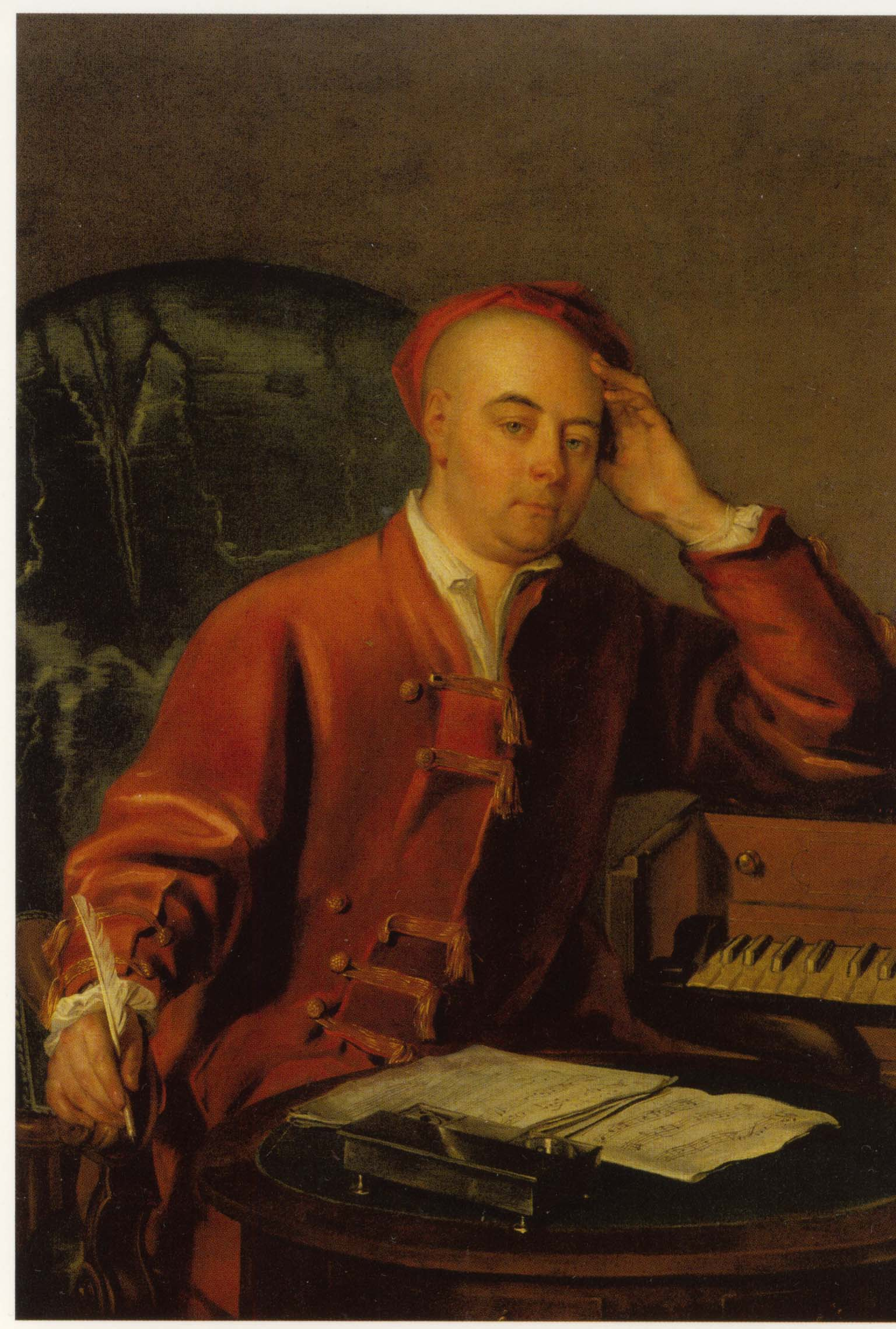 Handel and Bach at Dorchester