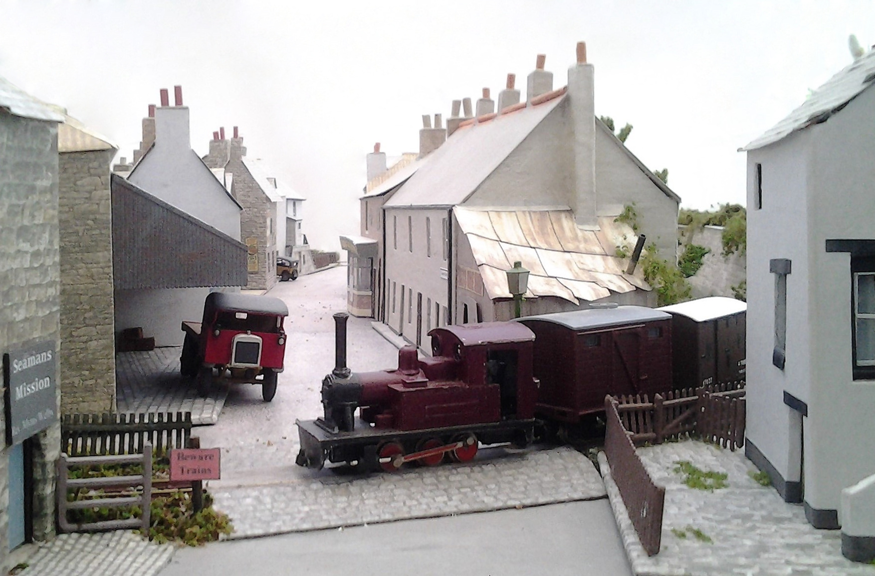 Oxfordshire Narrow Gauge Railway Modellers Open Day