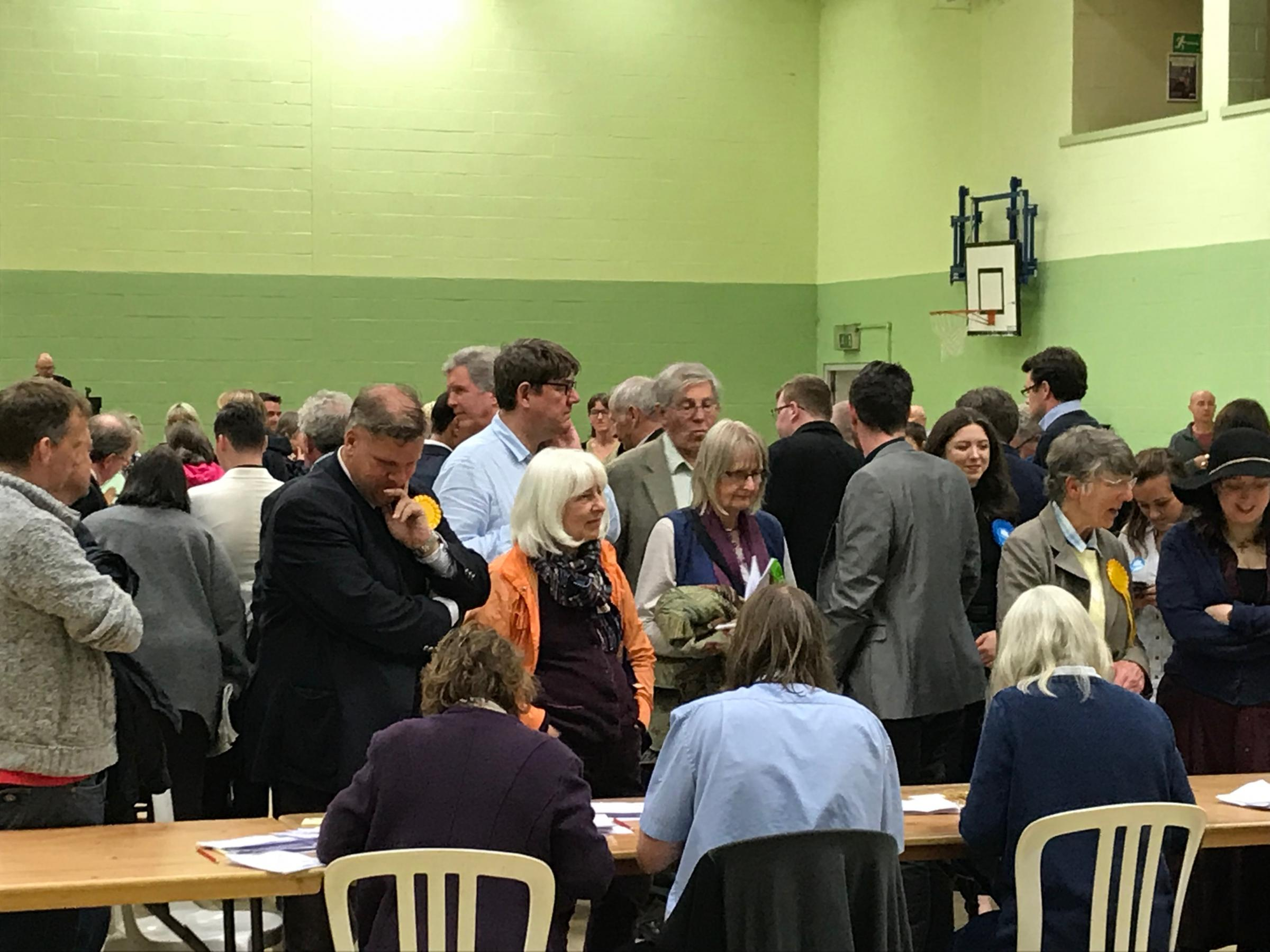 'Difficult' night as Conservatives lose seats in West Oxfordshire