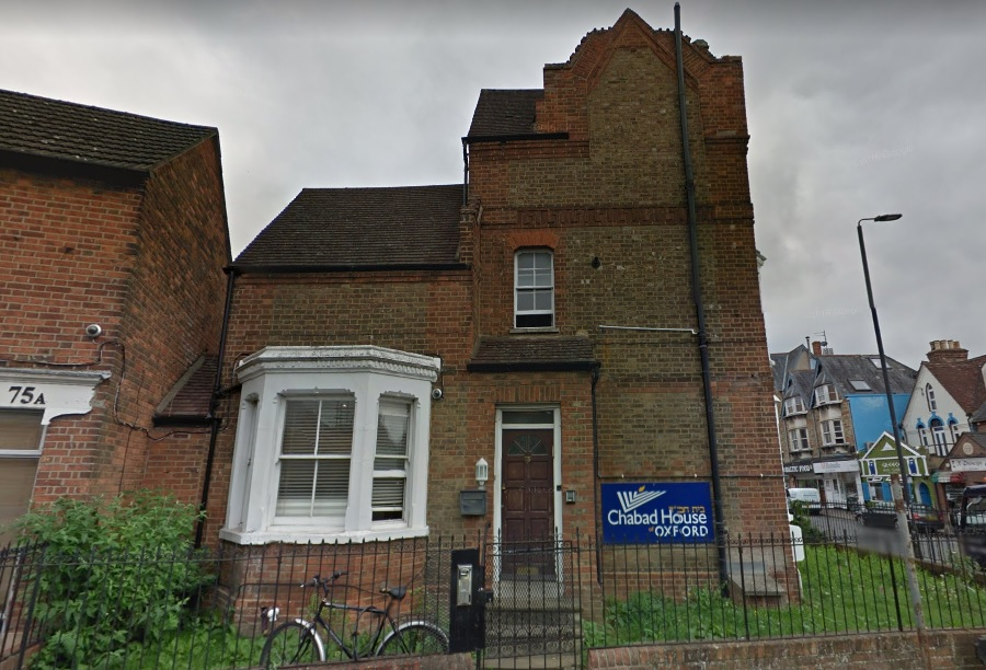 Second anti-semitic incident at Oxford Jewish centre revealed
