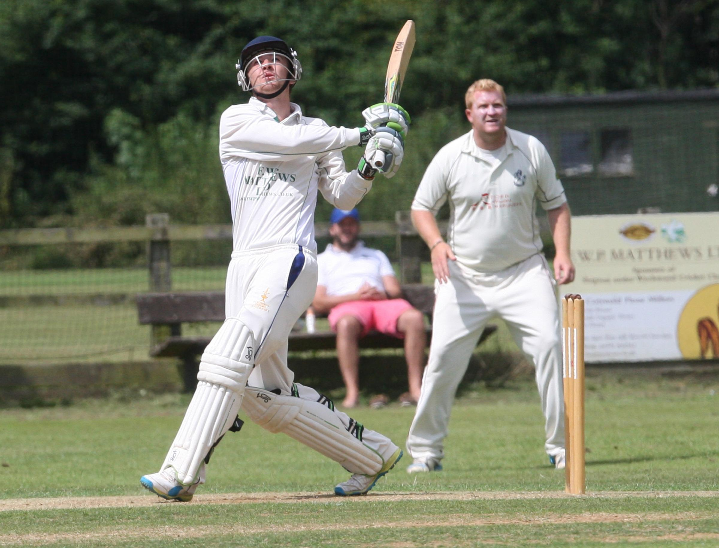 RETURN: Wicket-keeper/batsman Calvin Dickinson has been named in Oxford's squad to face Henley in Division 1