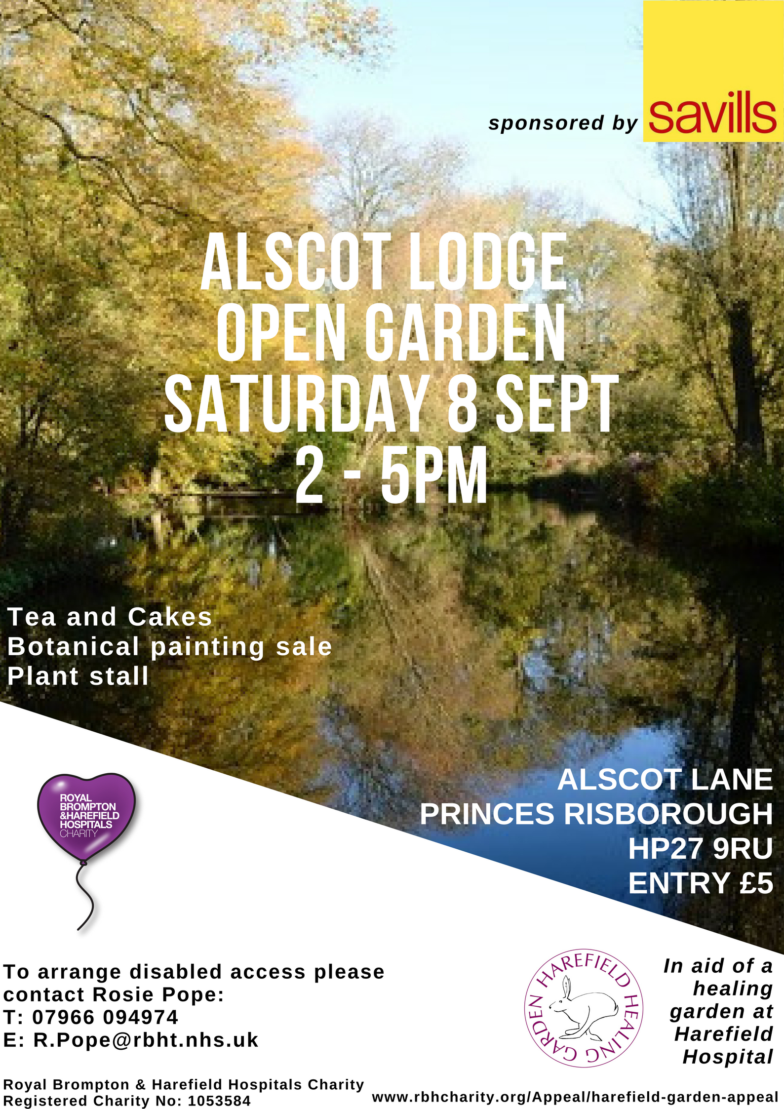 Alscot Lodge Open Garden