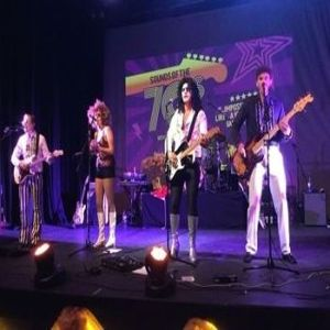 Sounds of the 70s tribute show at The Beacon, Wantage Friday 26th April