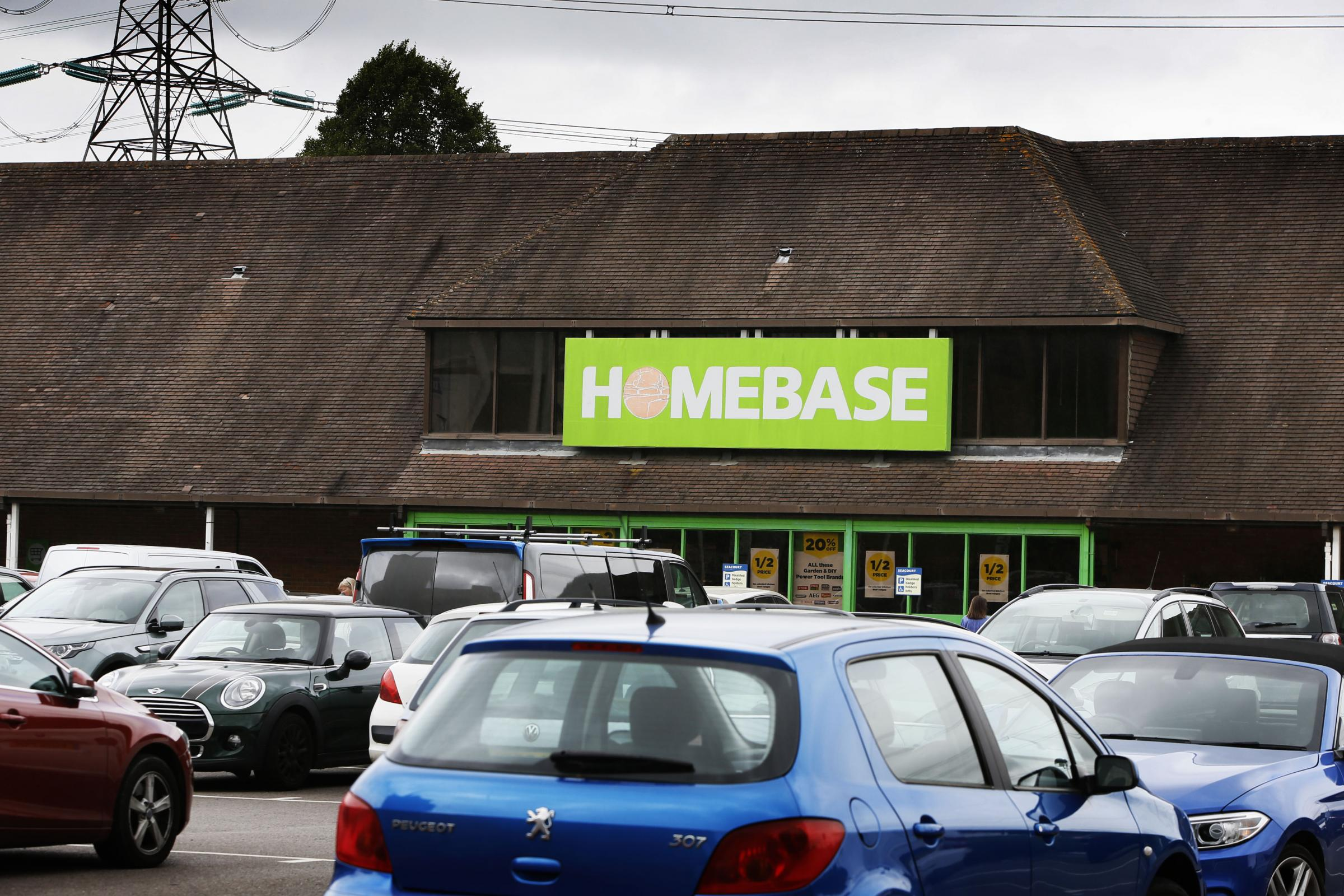 Homebase to close Oxford branch