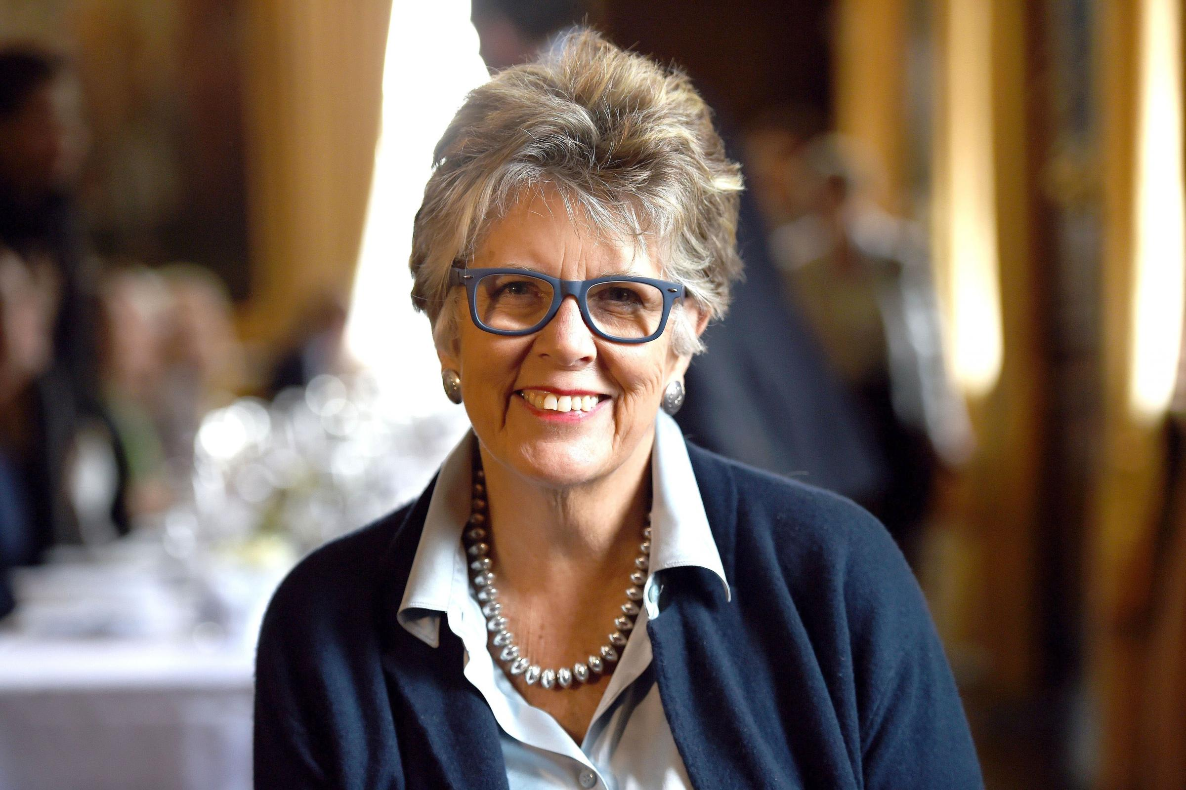 Prue Leith at an event