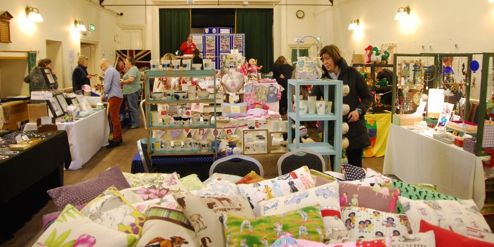 Goring Christmas Craft Fair