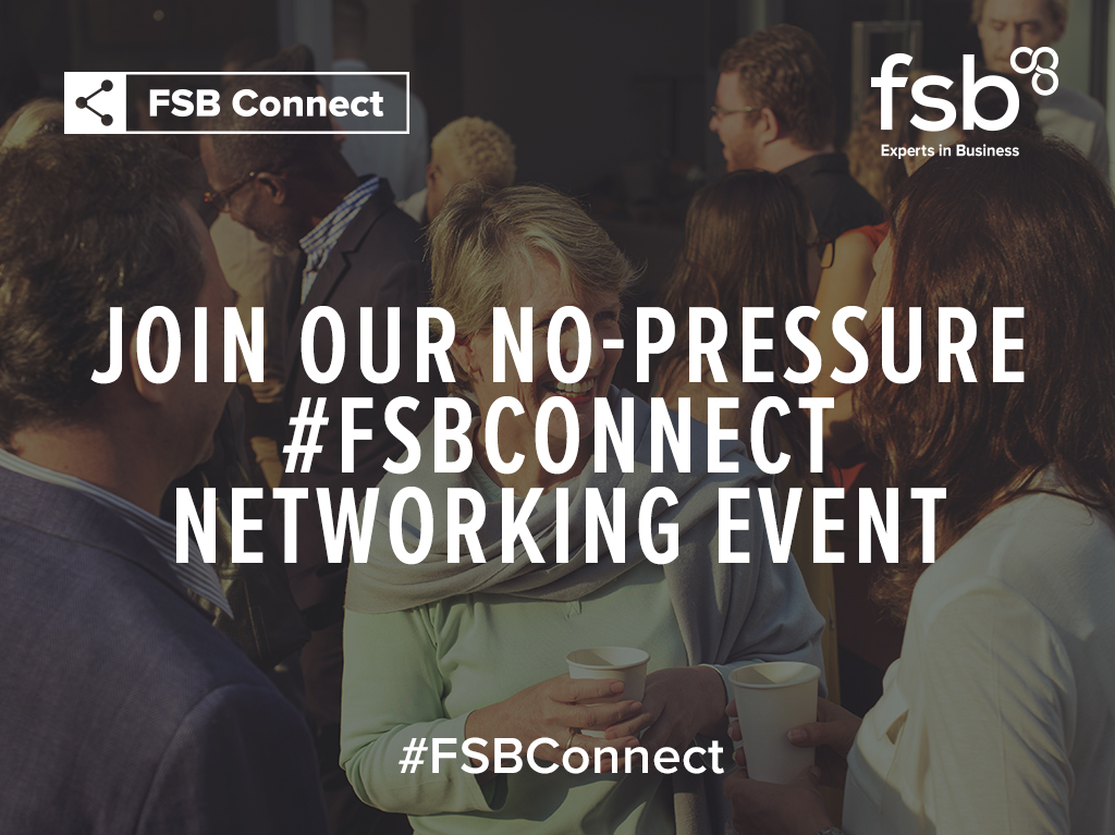 #FSBConnect Business Breakfast with Robert Courts MP