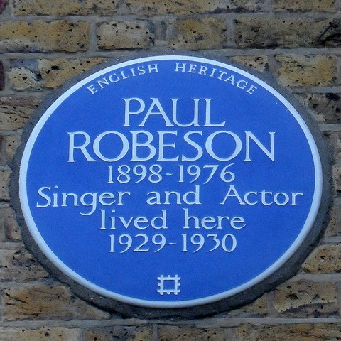 A Celebration of the Life and Struggle of Paul Robeson