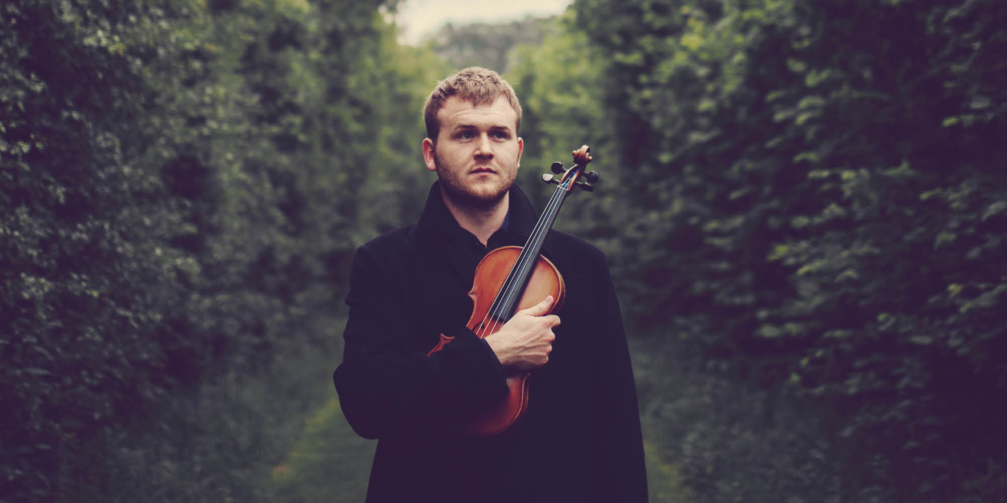 Sam Sweeney: The Unfinished Violin