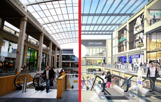 LOOK BACK: How the Westgate compares to original plans