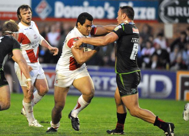 thisisoxfordshire: Karl Temata could return for Oxford's trip to South Wales Scorpions