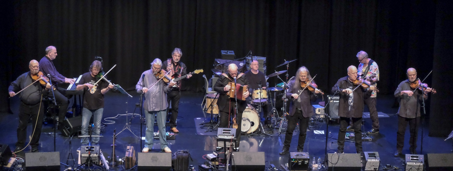 Feast of Fiddles Silver Jubilee Tour Comes to Nettlebed Folk Club  Monday & Tuesday