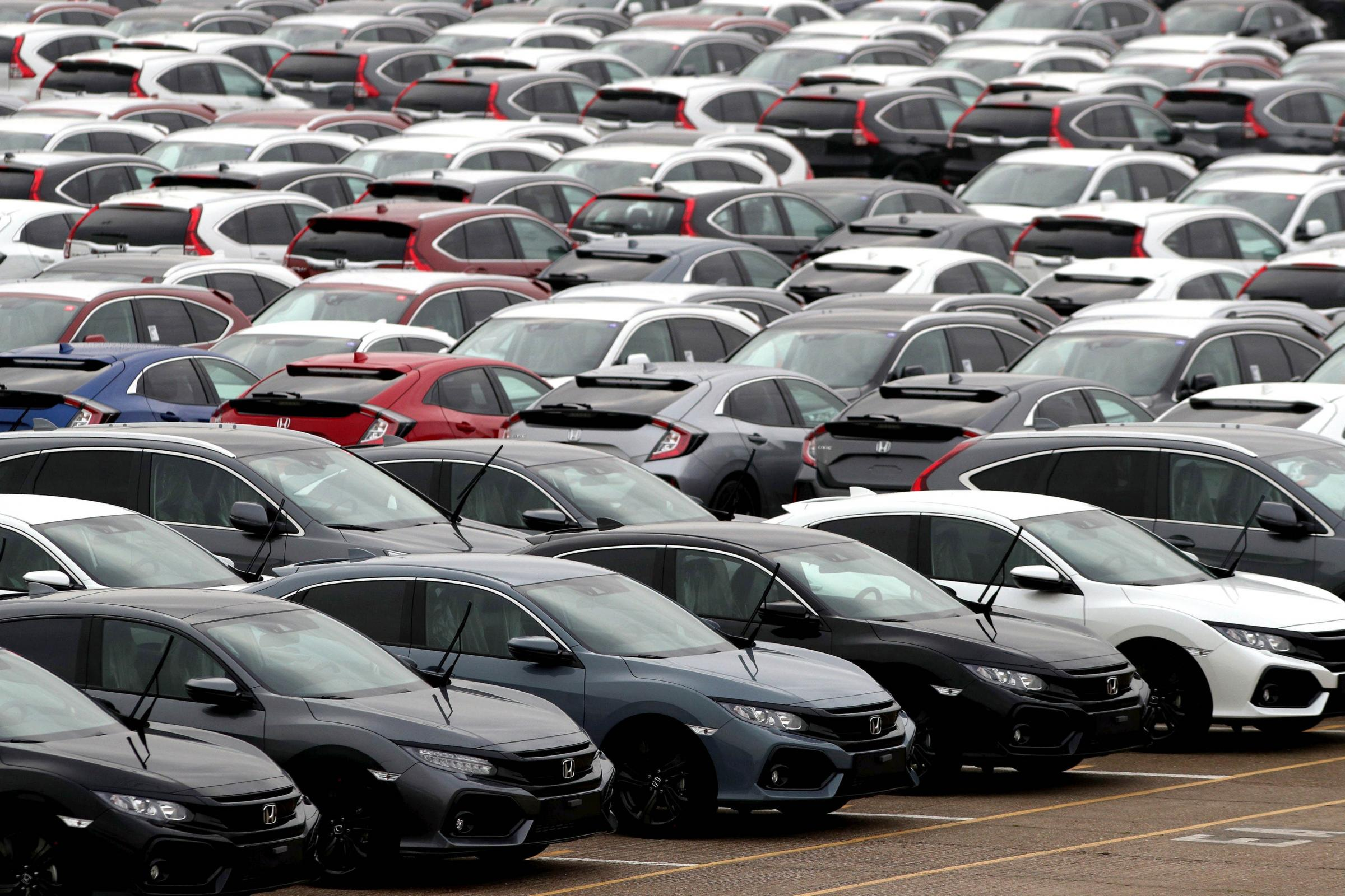 Grey was the most popular new car colour of 2018 (Andrew Matthews/PA)