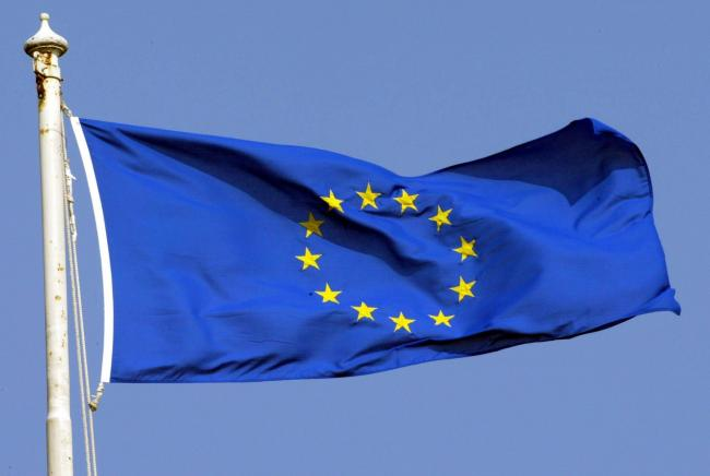 EU flag. Picture: Andrew Parsons/PA Wire.