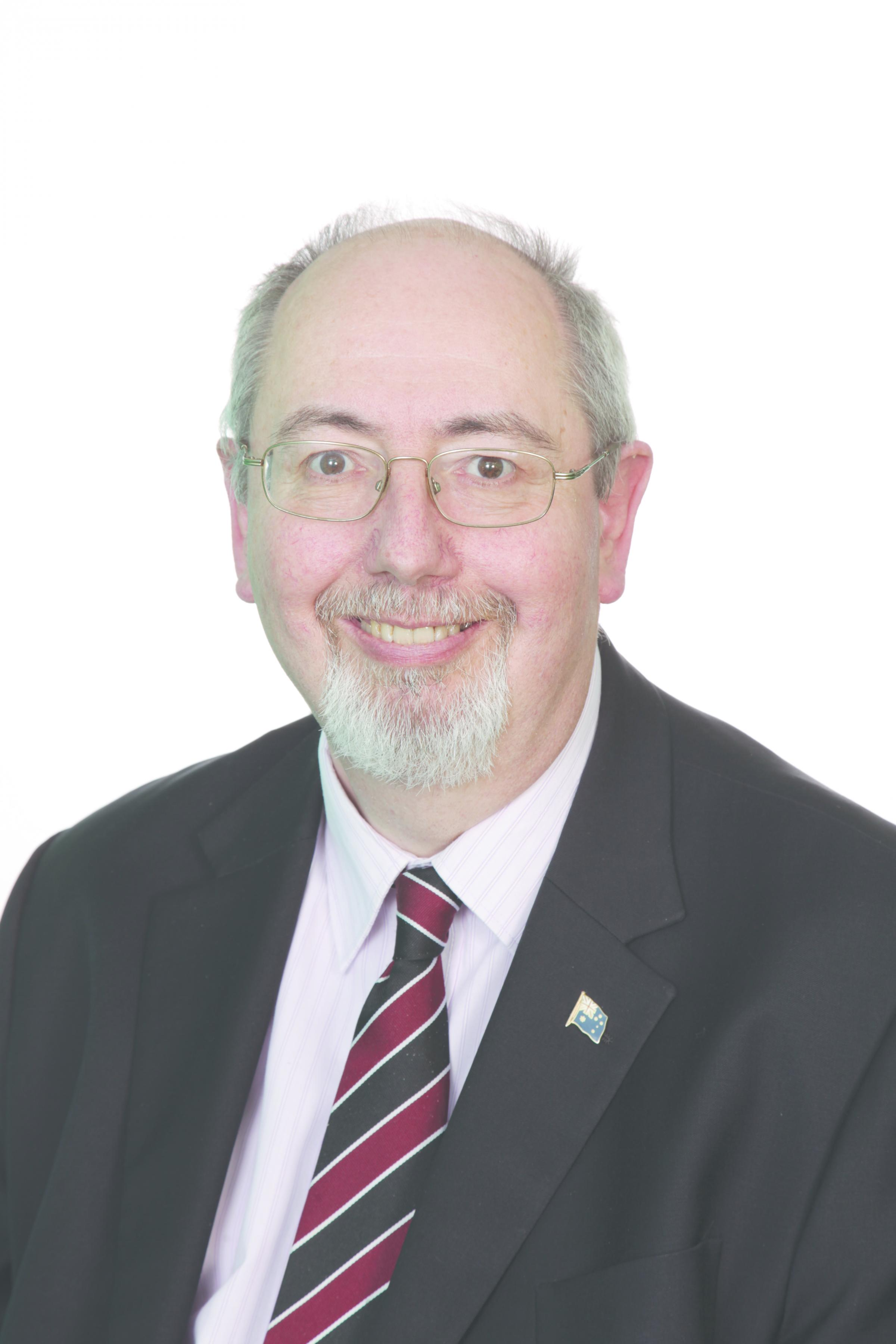 Cherwell District Council leader Barry Wood