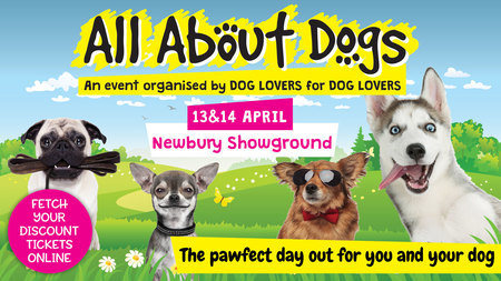 All About Dogs Show Newbury 2019