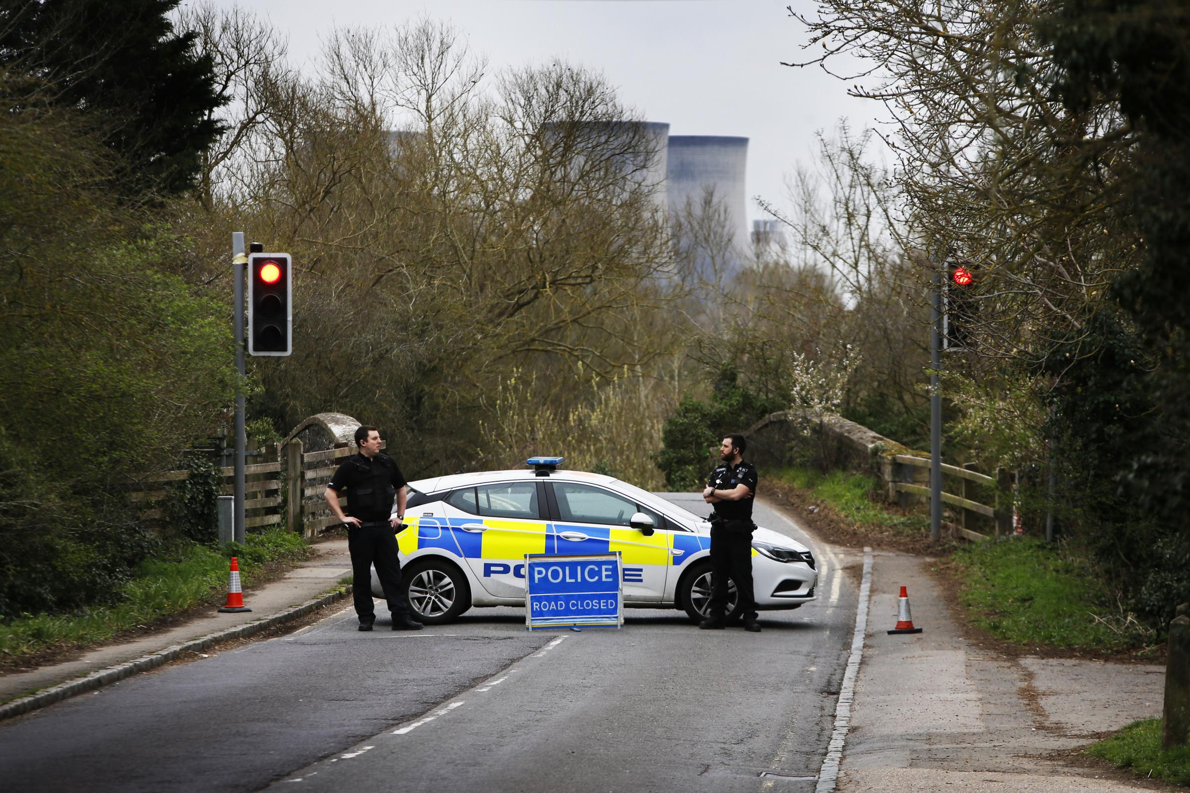Police update after search for man at Culham bridge