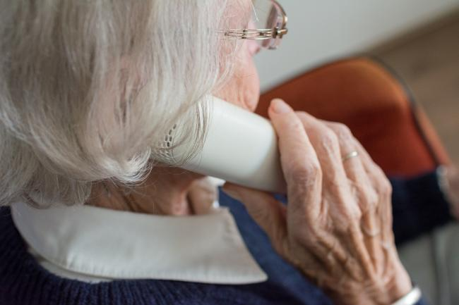 The scam has been targeting landline numbers