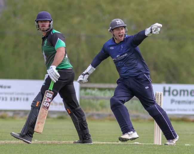 Oxfordshire skipper Jonny Cater led his side to two T20 victories against Buckinghamshire     Picture: sportsshots.org.uk