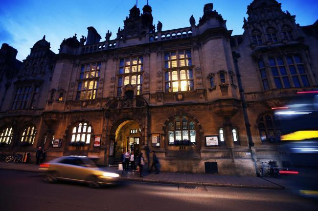 The Museum of Oxford is in Oxford Town Hall