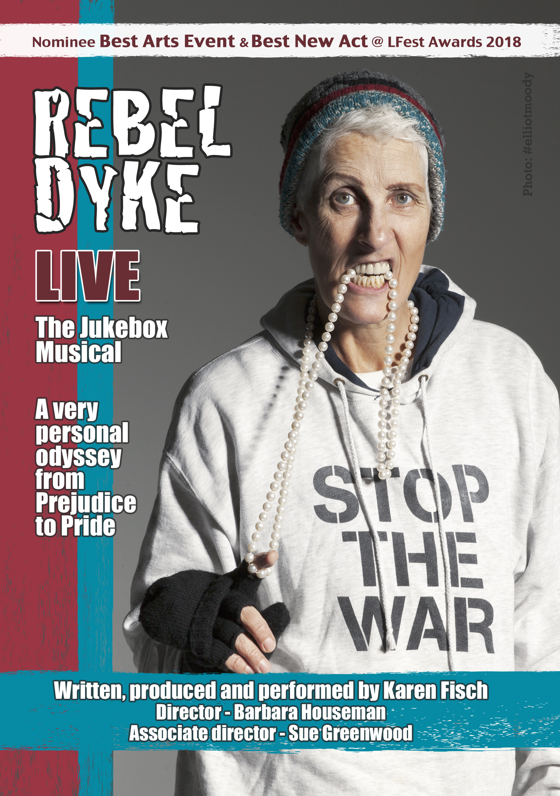 Rebel Dyke Live