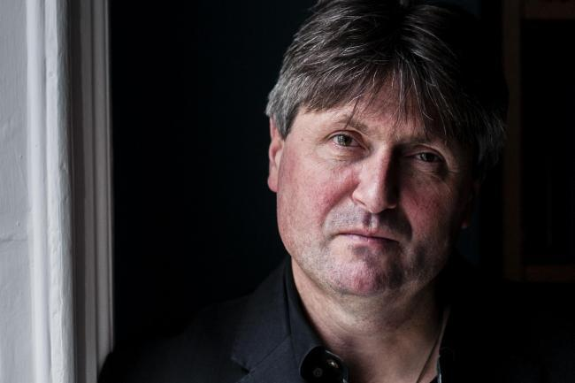 Poet Laureate Simon Armitage Picture Victoria Jones/PA
