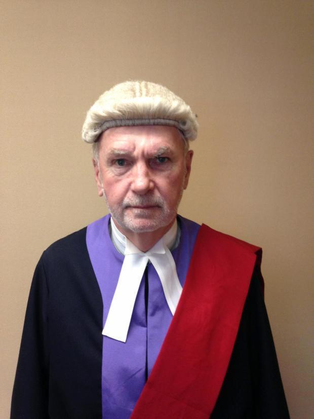 Judge Nigel Daly