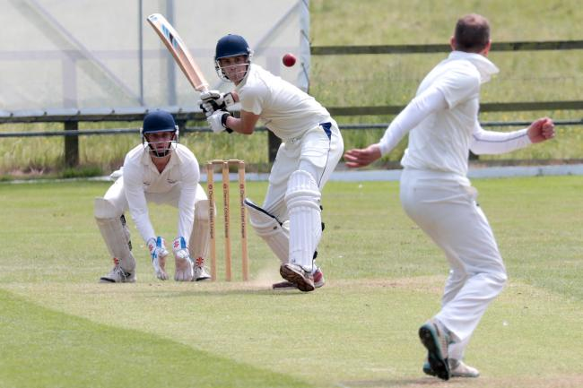 Cumnor's Harry Ackland scored 133 and took four wickets against Langford Picture: Ric Mellis