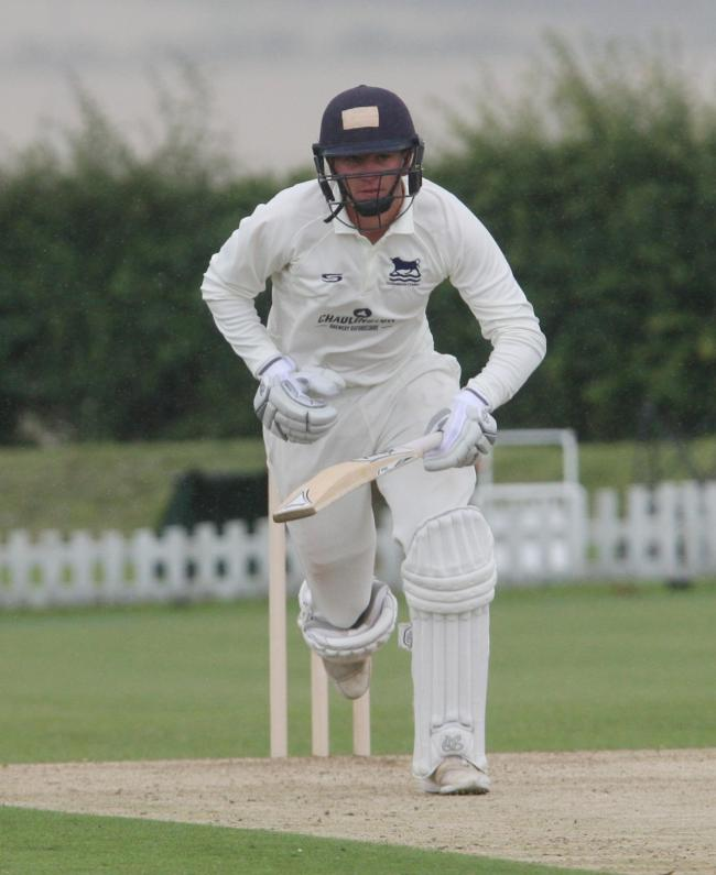 Jordan Garrett has been named in Oxon's 12-man squad to face Wales in the Unicorns Trophy