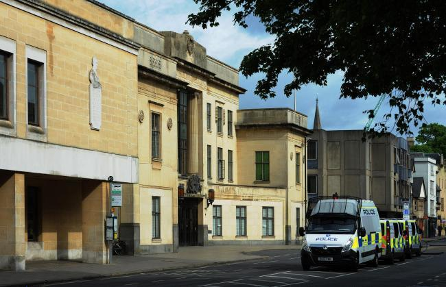 Oxford Crown Court image