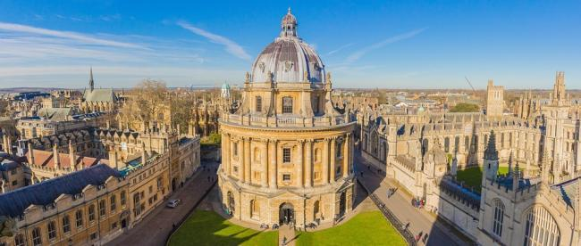 Oxford Uni loses top spot in rankings but Brookes climbs  up