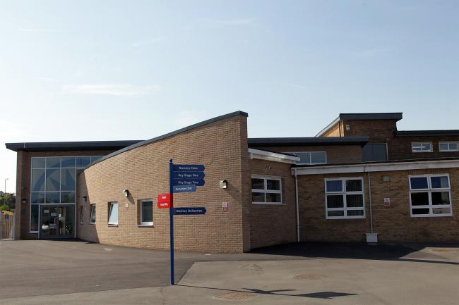 Bayards Hill Primary School, Oxford. Picture: Ric Mellis