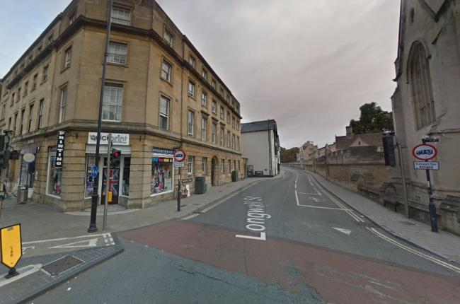 High Street at the junction with Longwall Street. Pic: Google Maps